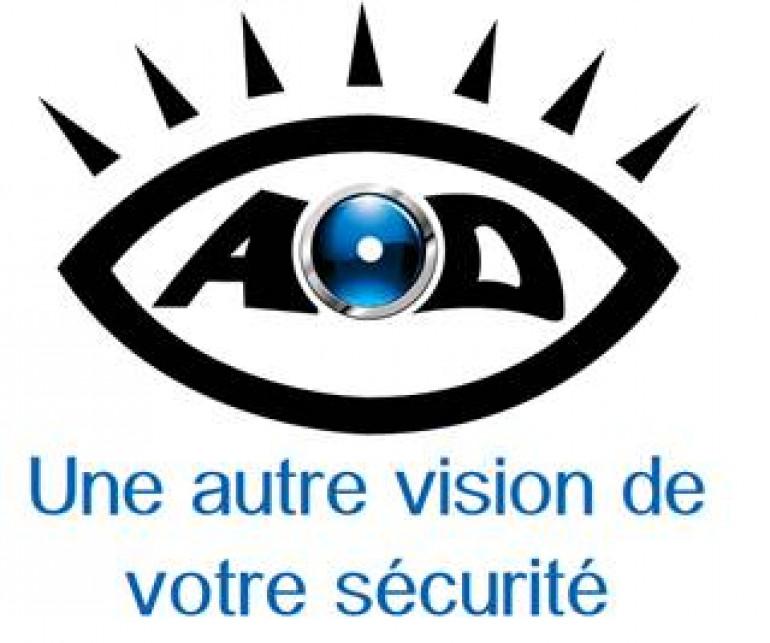 Logo Alarme Optique Domotique