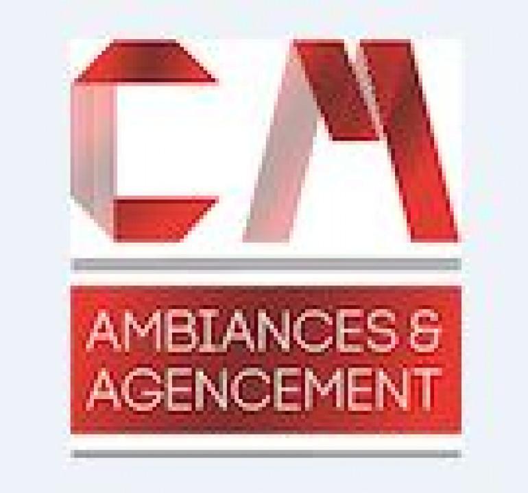 Logo CM AMBIANCES ET AGENCEMENT