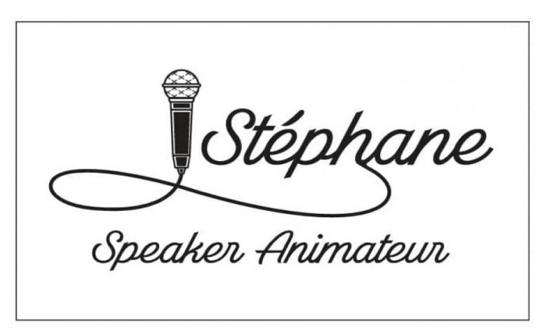 Logo Stéphane Speaker Animateur