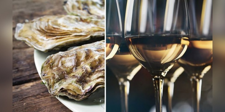 Afterwork huitres et vin