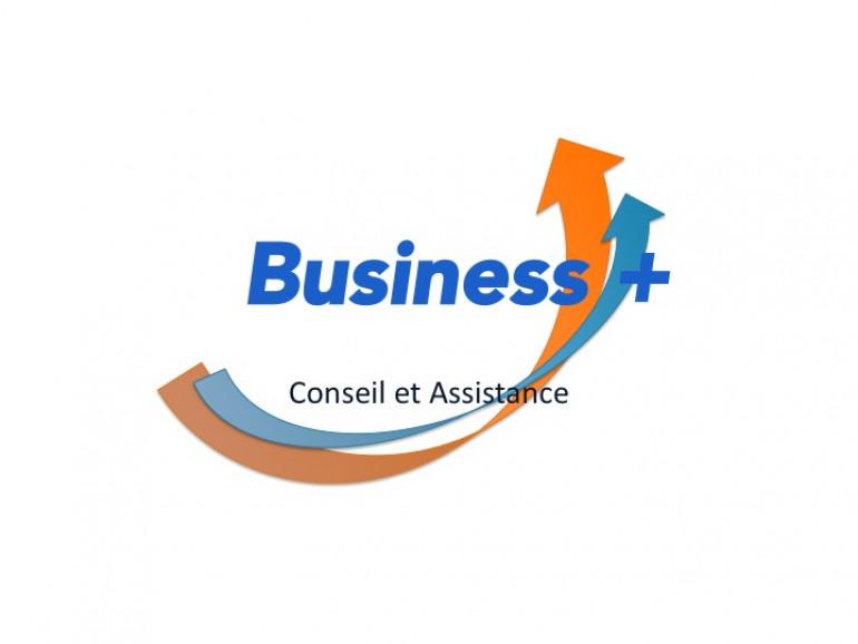 Logo Business +