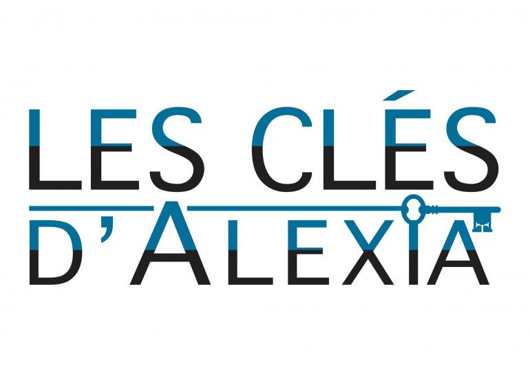 Logo LES CLES D'ALEXIA