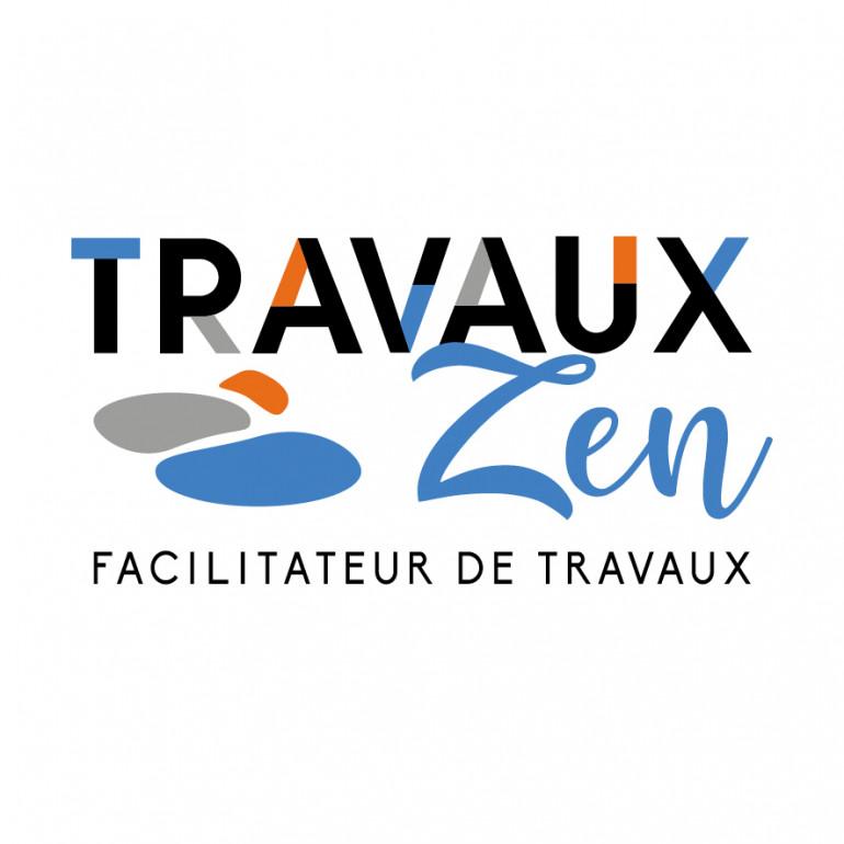 Logo Travaux Zen