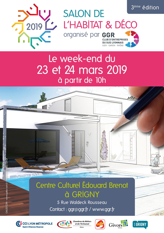 3ème édition - Salon de l'Habitat et de la Déco 2019